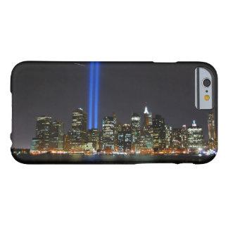 caso del iPhone 6 - World Trade Center, Nueva York Funda De iPhone 6 Barely There