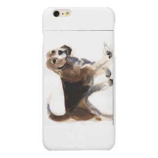 Caso del iPhone 6plus del beagle