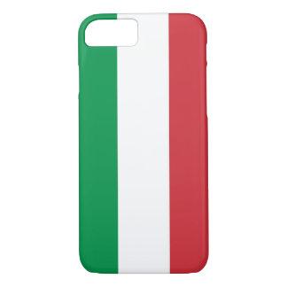 caso del iPhone 7 con la bandera de Italia Funda iPhone 7