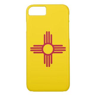 caso del iPhone 7 con la bandera de New México Funda iPhone 7