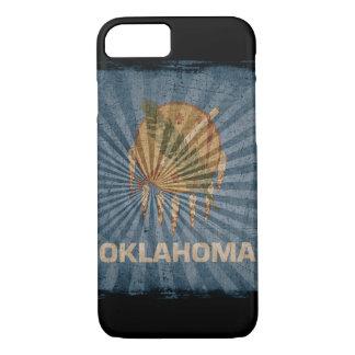 caso del iPhone 7 con la bandera del estado de Funda iPhone 7