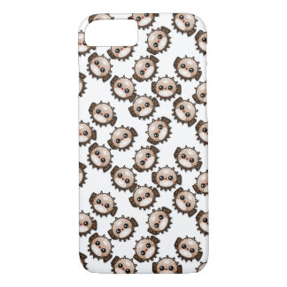 Caso del iPhone 7 de Barely There de los pescados Funda iPhone 7
