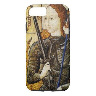 Caso del iPhone 7 de Juana de Arco del vintage Funda iPhone 7