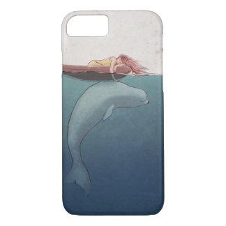 Caso del iPhone 7 de la ballena Funda iPhone 7