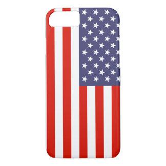 Caso del iPhone 7 de la bandera americana Funda iPhone 7