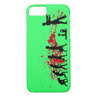 caso del iPhone 7 de la evolución del zombi Funda iPhone 7