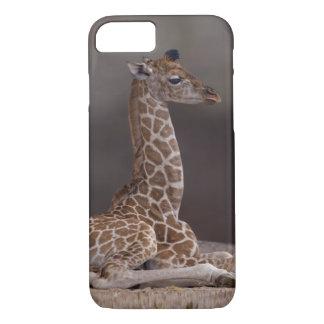 Caso del iPhone 7 de la jirafa del bebé Funda iPhone 7