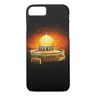 Caso del iPhone 7 de la mezquita del al-Aqsa Funda iPhone 7