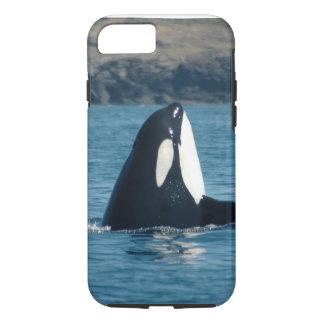 Caso del iPhone 7 de la orca de Spyhopping Funda iPhone 7