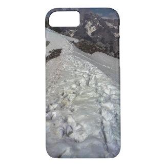 Caso del iPhone 7 de las huellas de la montaña Funda iPhone 7