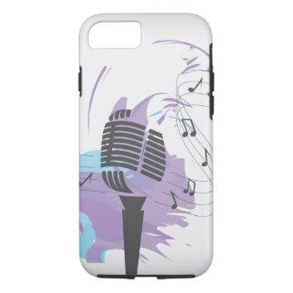 Caso del iPhone 7 de los amantes de la música Funda iPhone 7