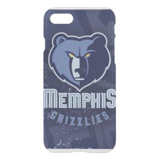 Caso del iPhone 7 de los grisáceos de Memphis Funda Para iPhone 7
