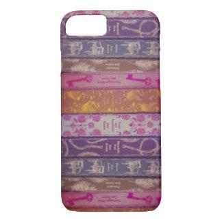 Caso del iPhone 7 de los libros de Jane Austen Funda iPhone 7