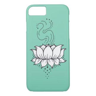 Caso del iPhone 7 de Lotus de la alheña Funda iPhone 7