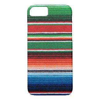 Caso del iPhone 7 de Serape del mexicano Funda iPhone 7