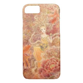 Caso del iPhone 7 del arte de la fantasía - Funda iPhone 7