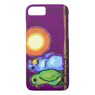 Caso del iPhone 7 del Birds of a Feather Funda iPhone 7