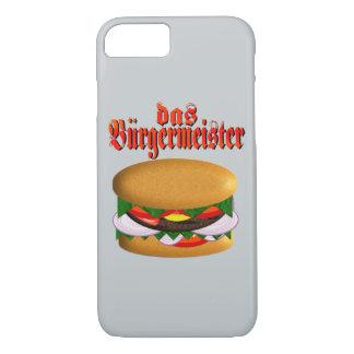 caso del iPhone 7 del das Burgermeister Funda iPhone 7