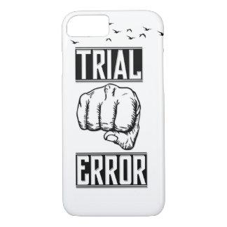 Caso del iPhone 7 del ensayo y error Funda iPhone 7