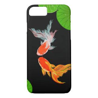 Caso del iPhone 7 del Goldfish Funda iPhone 7