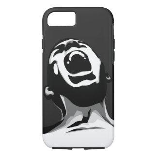 Caso del iPhone 7 del grito Funda iPhone 7