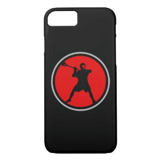 Caso del iPhone 7 del jugador de LaCrosse Funda iPhone 7