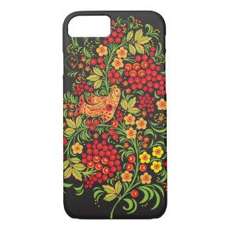 caso del iPhone 7 del khokhloma Funda iPhone 7