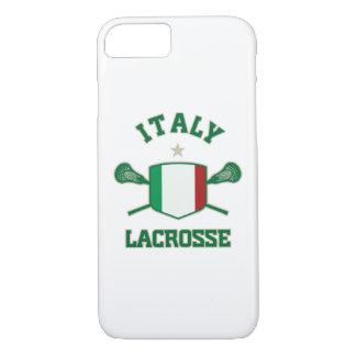 Caso del iPhone 7 del lacrosse de Italia Funda iPhone 7