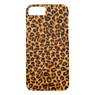 Caso del iPhone 7 del leopardo Funda iPhone 7