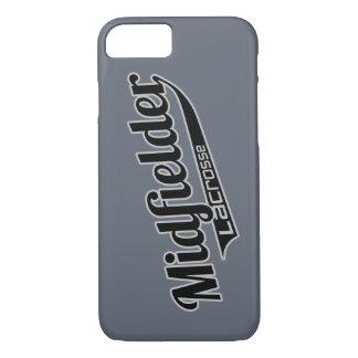 Caso del iPhone 7 del mediocampista de LaCrosse Funda iPhone 7