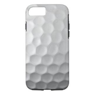 Caso del iPhone 7 del modelo de la pelota de golf Funda iPhone 7