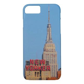 Caso del iPhone 7 del neoyorquino Funda iPhone 7