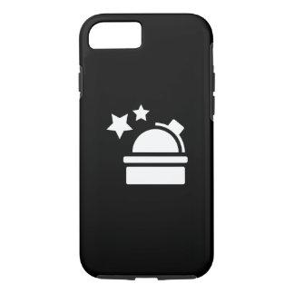 Caso del iPhone 7 del pictograma de la astronomía Funda iPhone 7