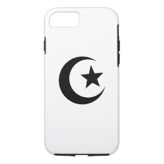 Caso del iPhone 7 del pictograma de la mezquita Funda iPhone 7
