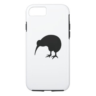 Caso del iPhone 7 del pictograma del kiwi Funda iPhone 7