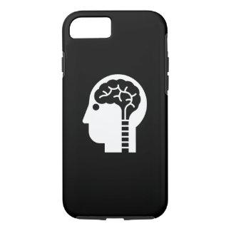 Caso del iPhone 7 del pictograma del poder mental Funda iPhone 7
