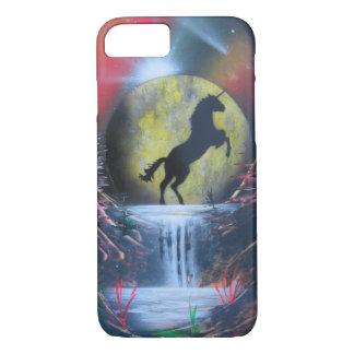 Caso del iPhone 7 del unicornio Funda iPhone 7