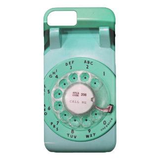 caso del iPhone 7 - llámeme teléfono de dial Funda iPhone 7