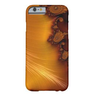 caso del iphone con el modelo 3d funda barely there iPhone 6