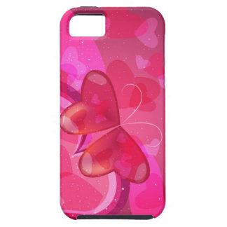 caso del iPhone con extremo brillante decorativo iPhone 5 Fundas