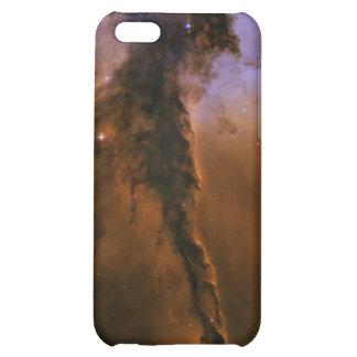caso del iPhone con imagen del espacio exterior