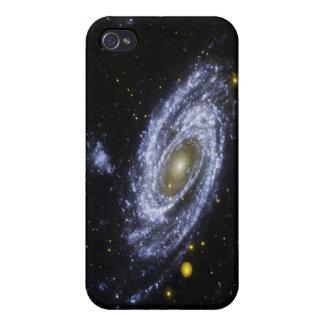 caso del iPhone con imagen del espacio exterior iPhone 4 Funda