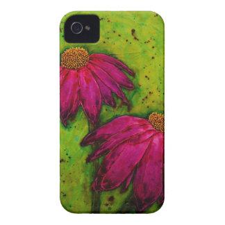 caso del iPhone con las ilustraciones por el quin  Case-Mate iPhone 4 Carcasas
