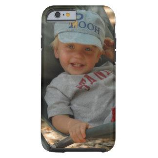 caso del iPhone con su propia foto
