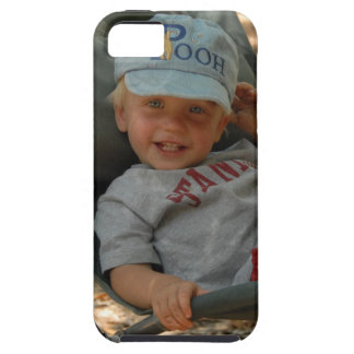 caso del iPhone con su propia foto iPhone 5 Coberturas