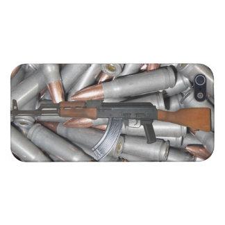 Caso del iPhone de AK-47 iPhone 5 Cárcasa