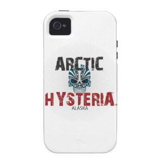 Caso del iPhone de Alaska iPhone 4/4S Carcasa