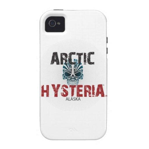 Caso del iPhone de Alaska Funda Vibe iPhone 4