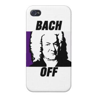 Caso del iphone de Bach iPhone 4/4S Fundas