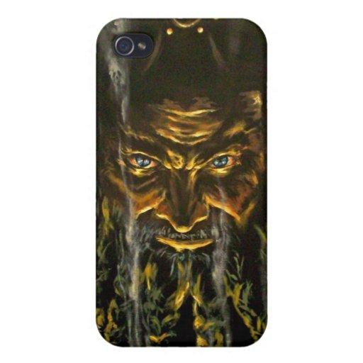 Caso del iPhone de Blackbeard iPhone 4/4S Carcasas